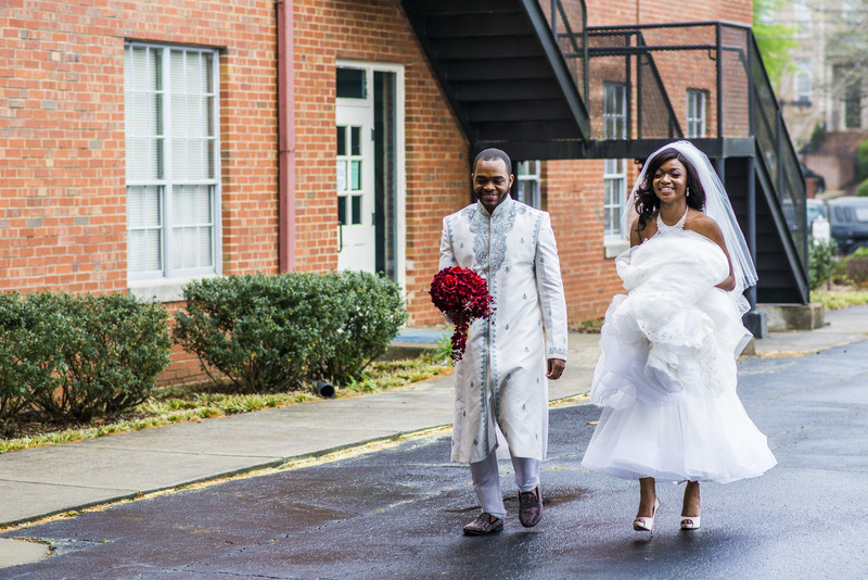 Clairmont Presbyterian Church Wedding Photographer