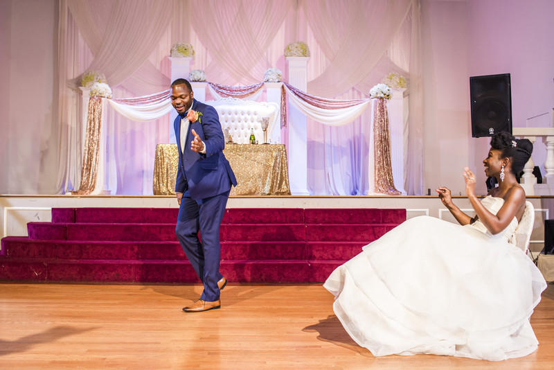 KTN Ballroom Wedding Atlanta Wedding Photographer dance
