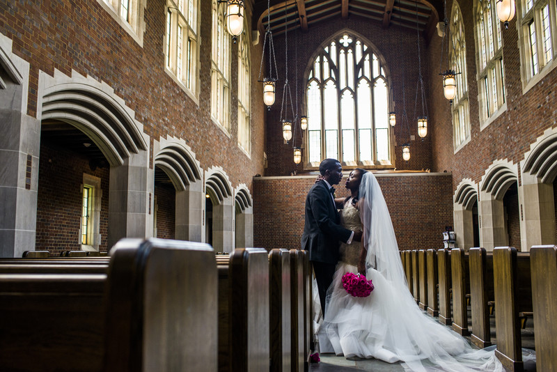 Scarritt-Bennett Center - Wightman Chapel Wedding 1