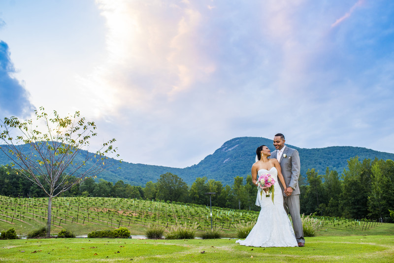 Yonah Mountain Vineyards Wedding Destination Wedding 1