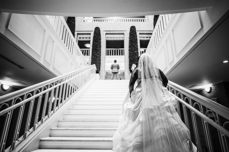 Georgian Terrace Hotel Atlanta Wedding Photographer 2