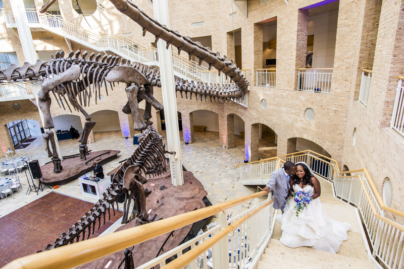 Fernbank Museum Wedding Atlanta Wedding Photographer 1