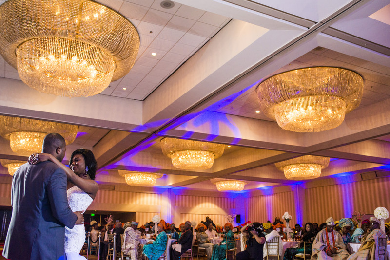 Hilton Atlanta Hotel Atlanta Wedding Photographer