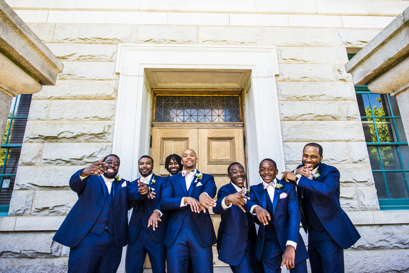 Historic DeKalb Courthouse Atlanta Wedding Photographer 5