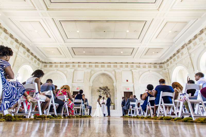 Historic DeKalb Courthouse Atlanta Wedding Photographer 2