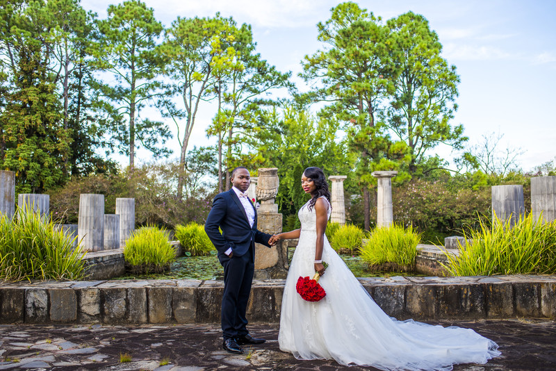 Jasmine Hill Gardens wetumpka alabama wedding photographer 1
