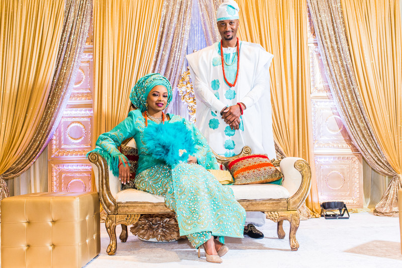 Atlanta Wedding Photographer Nigerian Traditional Wedding