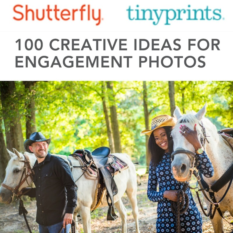Fotos by Fola Featured in Shutterfly TinyPrints 100 Creative Ideas