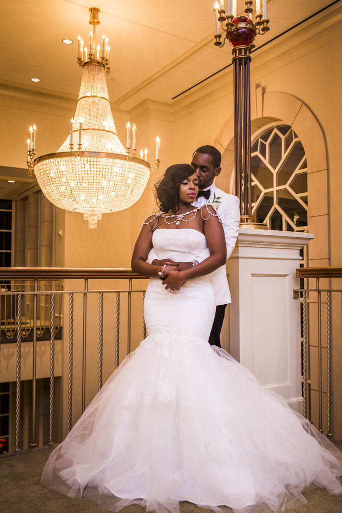 Temple Atlanta Wedding Photographer Bride and Groom