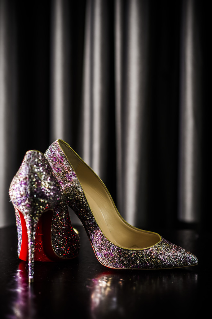Westin Annapolis Wedding Photographer louboutin shoes