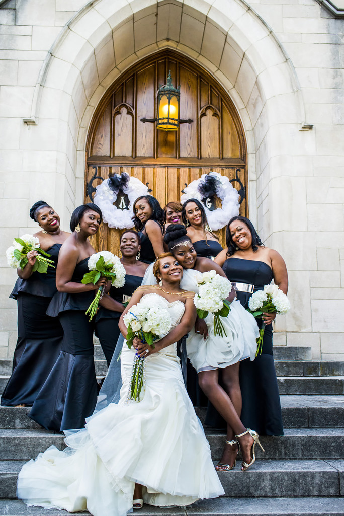 Druid Hills Presbyterian Church Atlanta Wedding Photographer