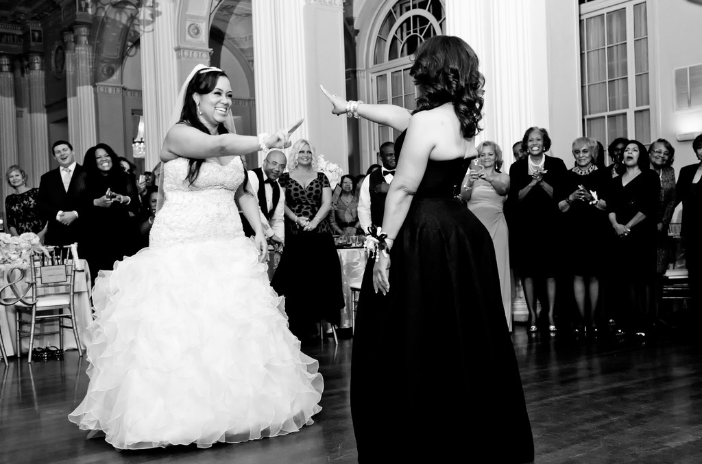 Biltmore Ballrooms Atlanta Wedding Photographer mom