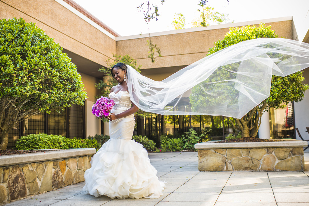 Hilton Hotel peachtree City Wedding Photographer bride