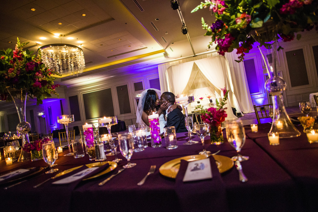 Franklin Marriott Cool Springs Wedding Tennessee Wedding