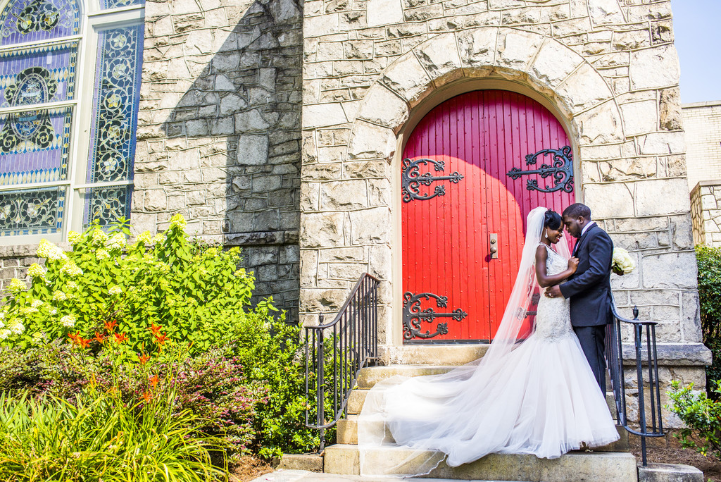 Inman Park United Methodist Church Wedding Photographer