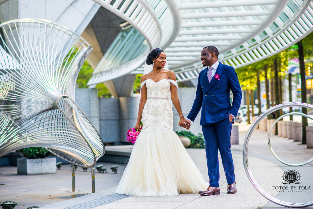 Atlanta Wedding Photographer Cameroonian Bride-Groom-2