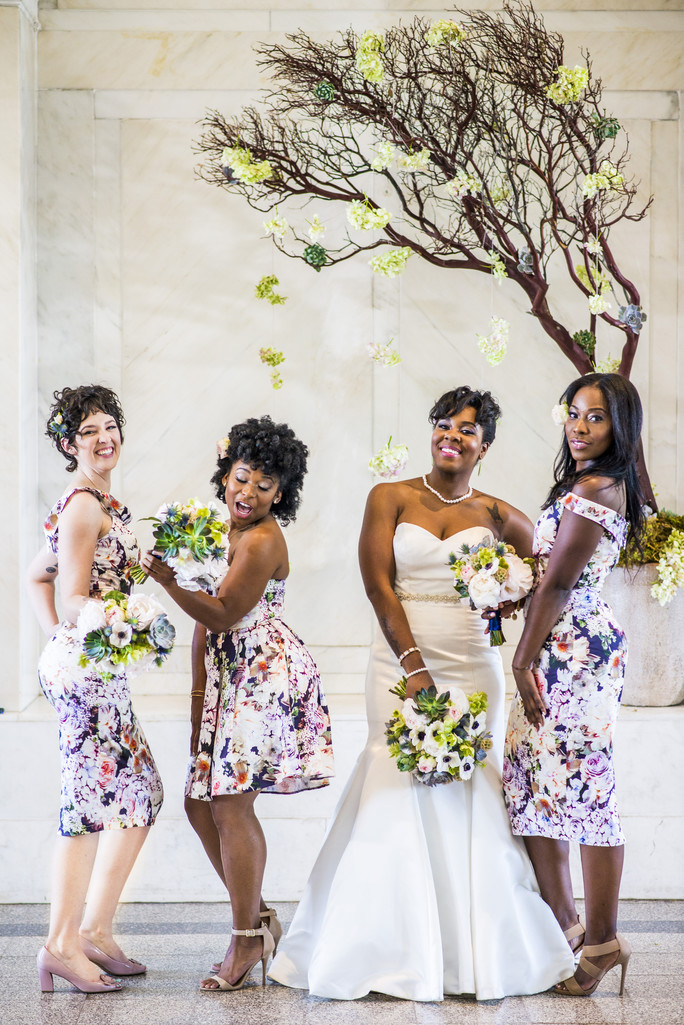 Historic DeKalb Courthouse Atlanta Wedding Photographer 1