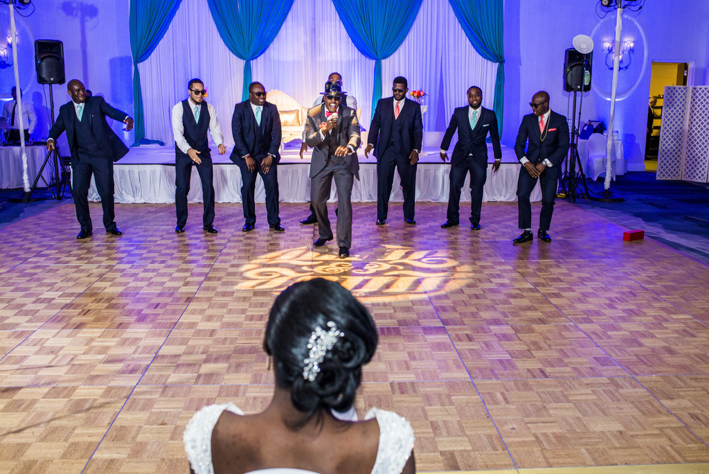 Sonesta Gwinnett Place Atlanta Hotel Wedding groomsmen