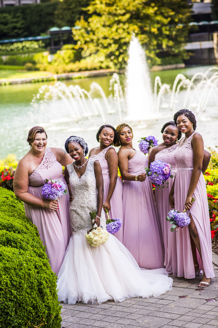 Westin Atlanta Perimeter North Wedding Photographer 1