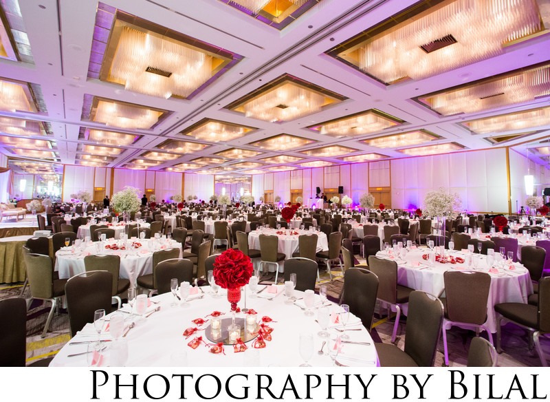 Hyatt Princeton Wedding Photographer