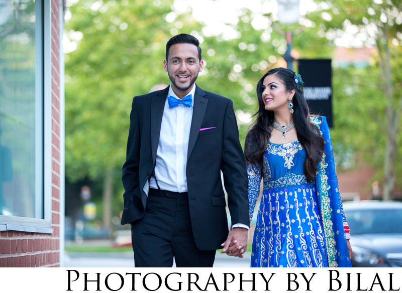 Forrestal Village Princeton NJ Wedding
