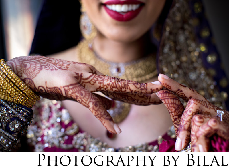 Pakistani Wedding Hyatt Princeton