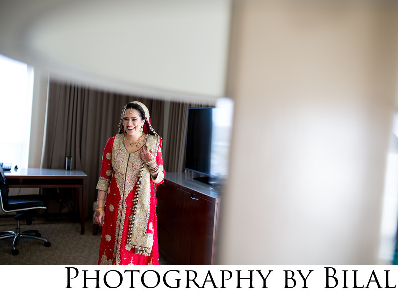 Princeton NJ Westin Wedding Photographers
