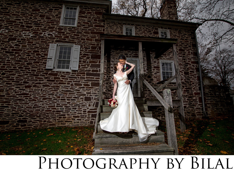 Bucks County PA Wedding Photographers