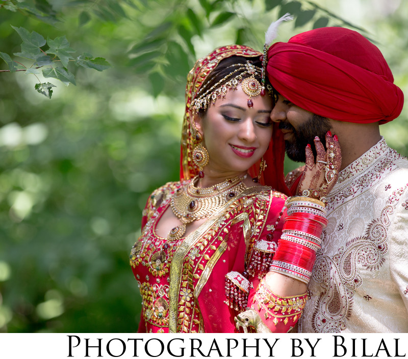 Best Sikh Wedding Photographers NJ