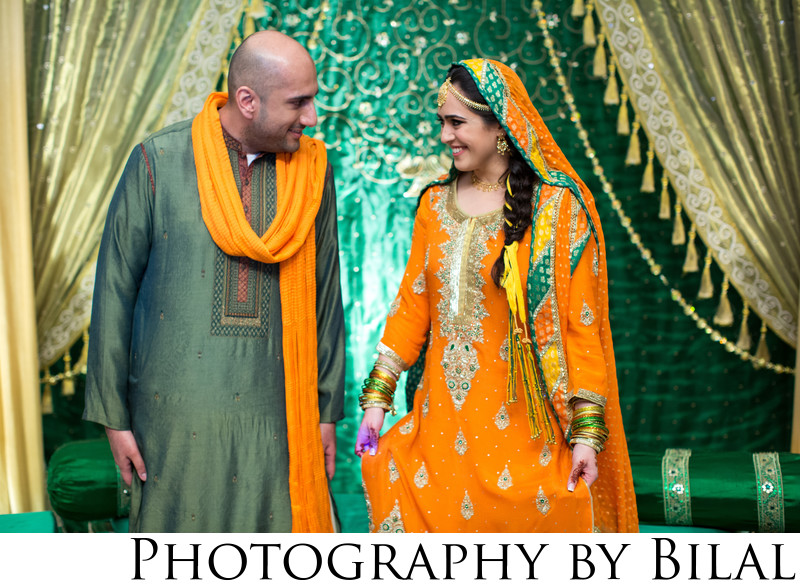 NJ Pakistani Wedding Photographers