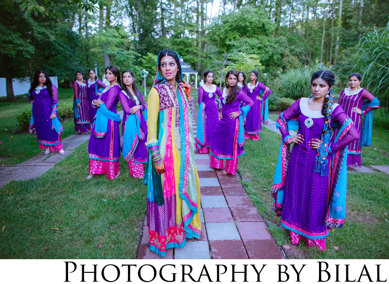 Vogue Wedding Photographers NJ