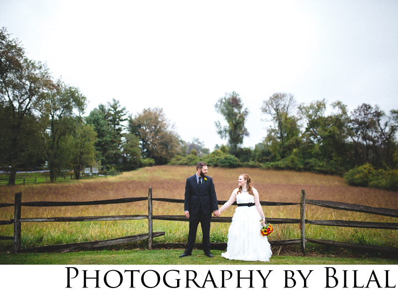 Rustic Wedding Photographers NJ