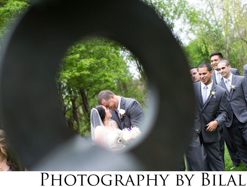 Fun Wedding Photographers in NJ
