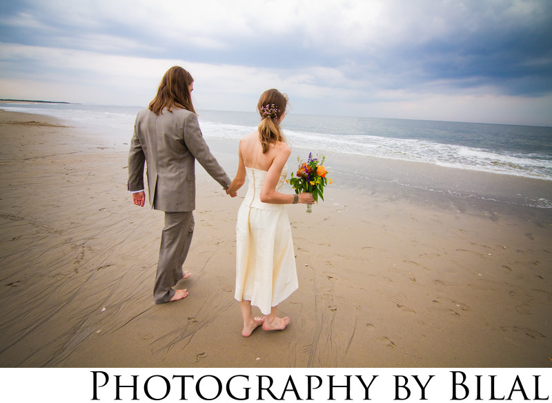 Best Jersey Shore Wedding Photographer