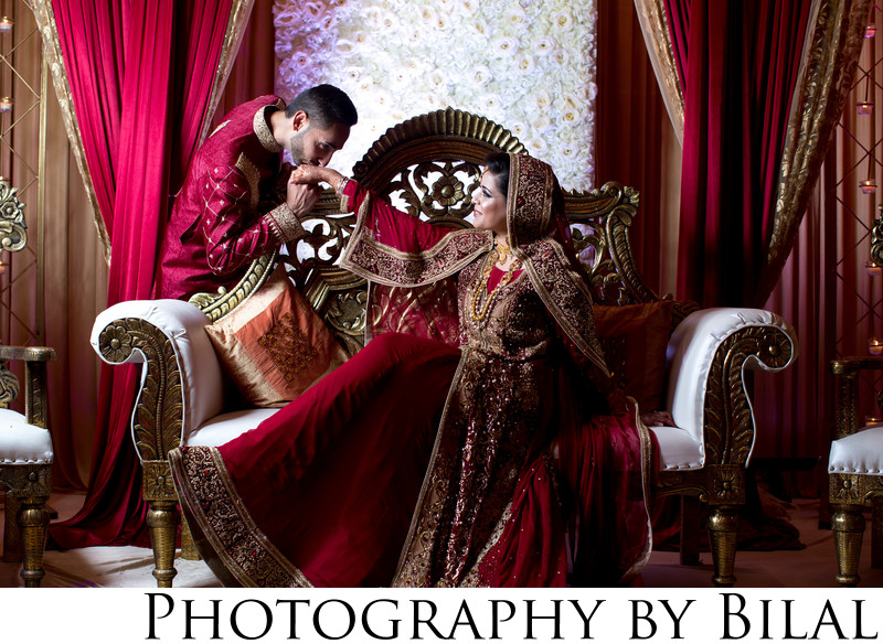 Elegant Pakistani Wedding at the Merion