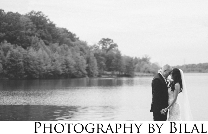 Mercer County Park wedding photos