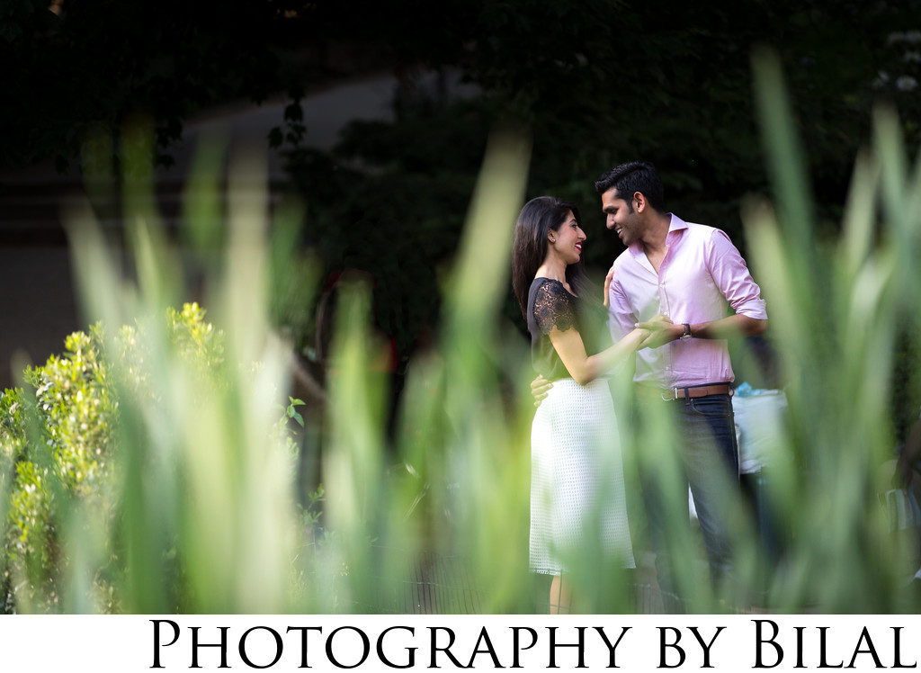 Best Central Park Engagement photographer