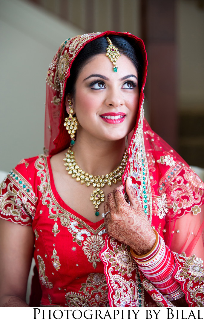 Best Princeton NJ Indian Wedding Photographer