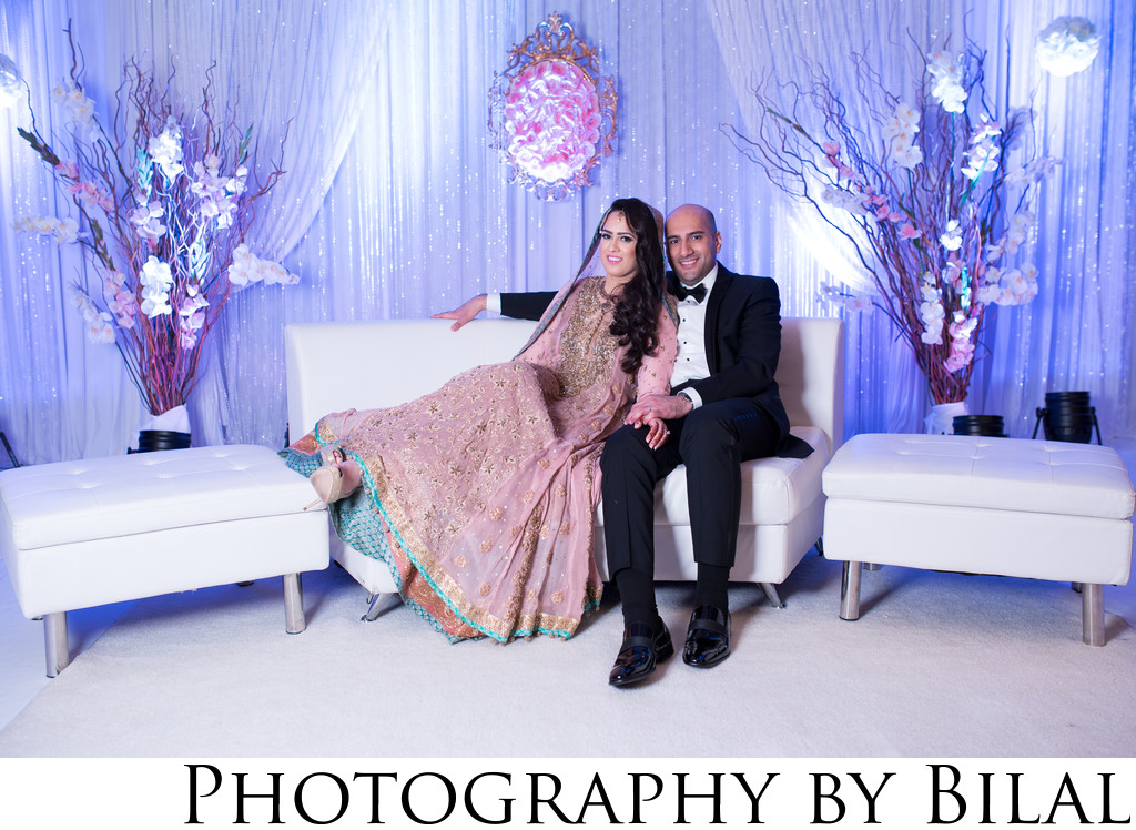 Best New Brunswick Pakistani Wedding Photographer