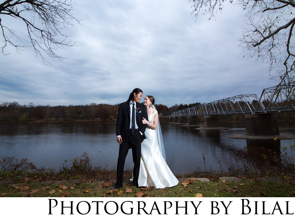 New Hope PA Wedding Photographers