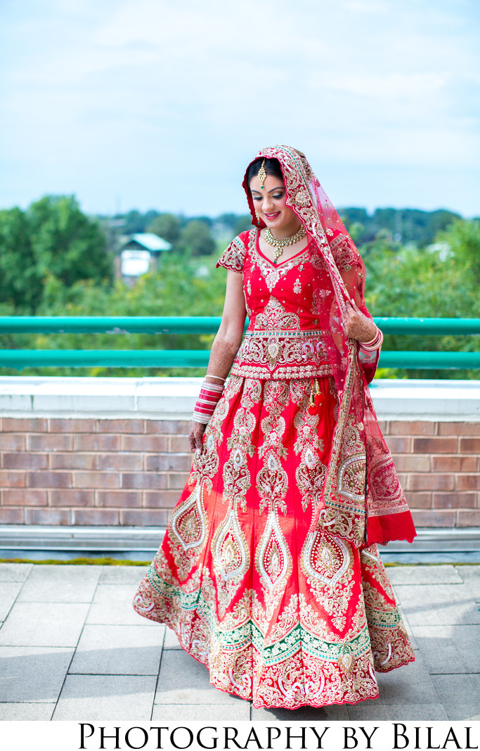 Sikh Bridal Photography NJ