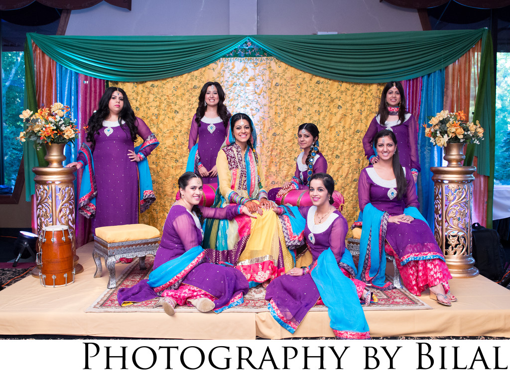 Princeton NJ Pakistani wedding Photographer