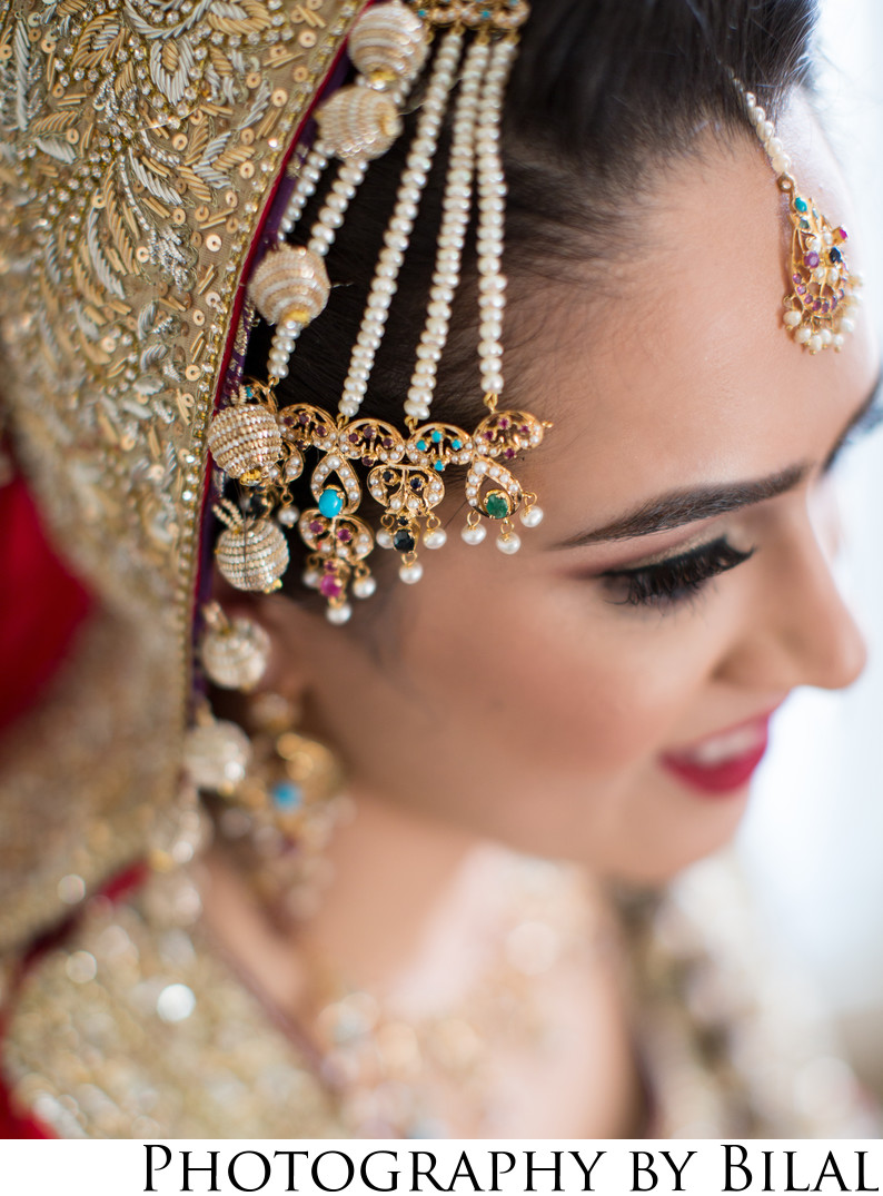Pakistani Bridal Photography New Jersey