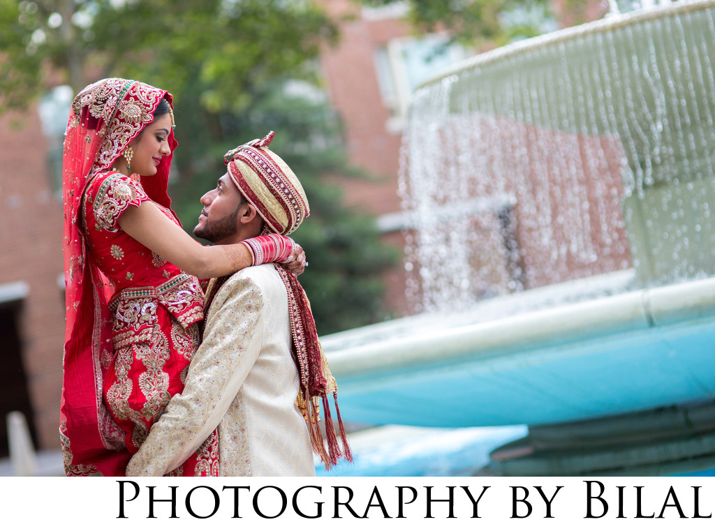 Creative Indian Wedding Photographer in Central NJ