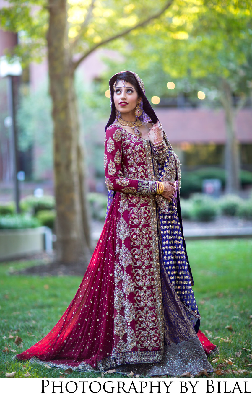 Princeton NJ Hyatt Pakistani Wedding