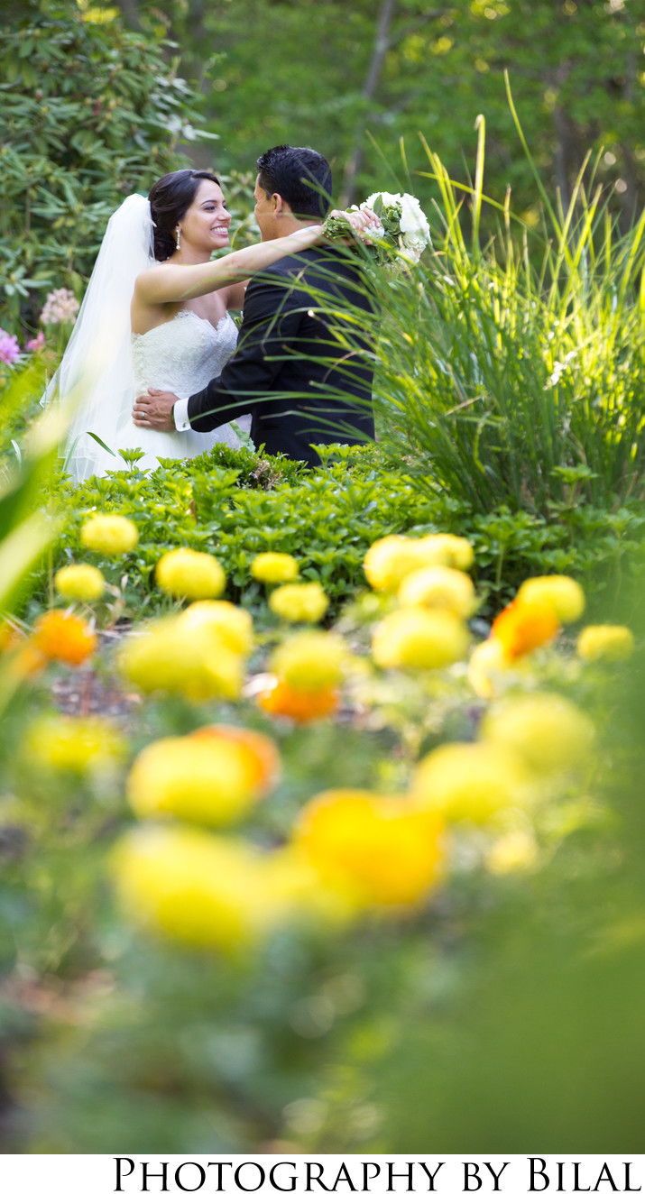Best Sayen Gardens Wedding Photographers