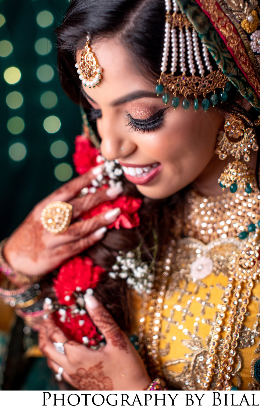 Pakistani Mehndi photographer