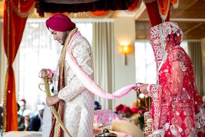 Sikh Wedding Photography NJ