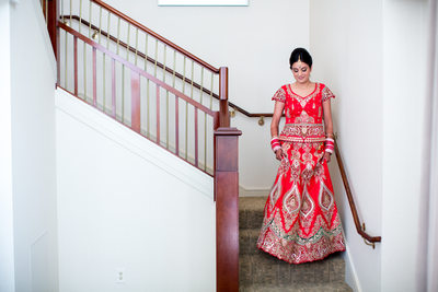 Beautiful Sikh Bride Wedding Photographer NJ