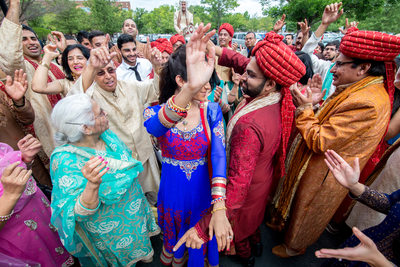 Baraat Wedding Photos